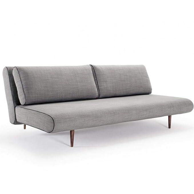 INNOVATION LIVING - Sofá Cama de diseño UNFURL, Convertible ...