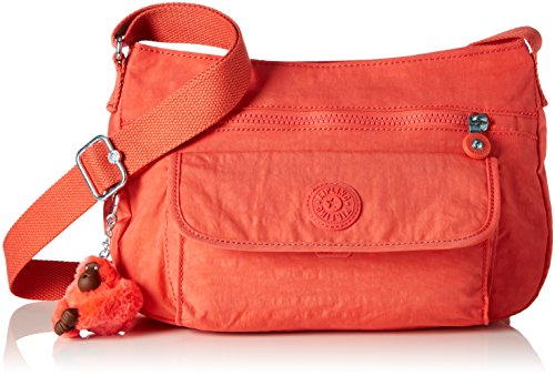 Orange Galaxy Bag Shoulder Kipling Women's Orange Syro 4nPqwpwU