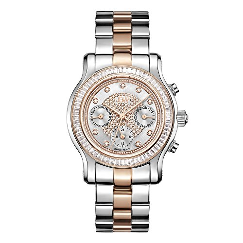 JBW Womens Laurel J6330D Multi Function Diamond Watch