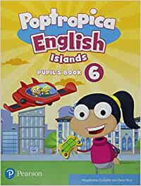 Poptropica English Islands Level 6 Pupil's Book and Online
