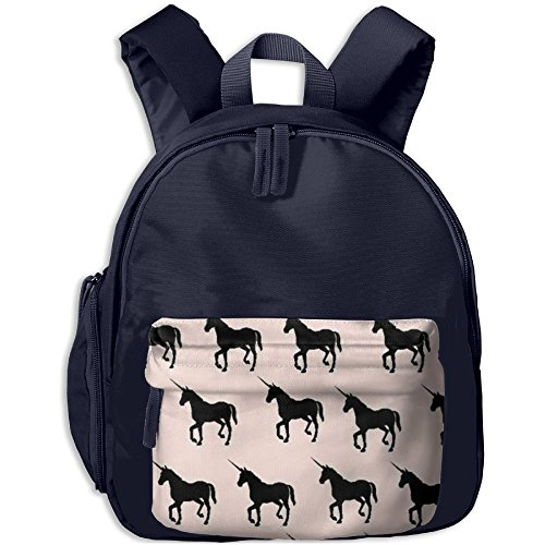 Horse Lightweight Backpack School Bag Travel Lunch Bags For School Opening With Side Pockets