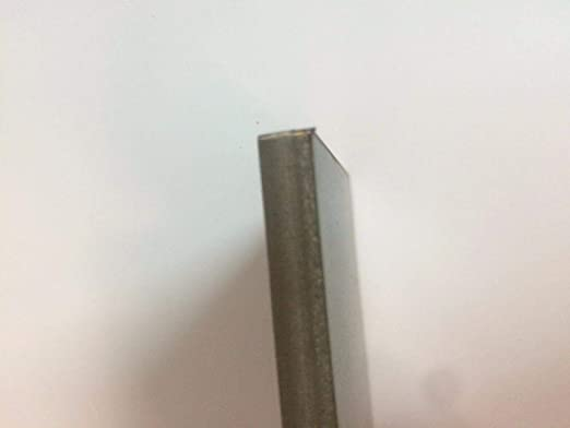 """.0625/"""" 1//16/"""" x 3/"""" x 4/"""" Stainless Steel Plate 304 SS 16 gauge"""