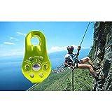 Geelife 20KN Micro Climbing Pulley General Purpose