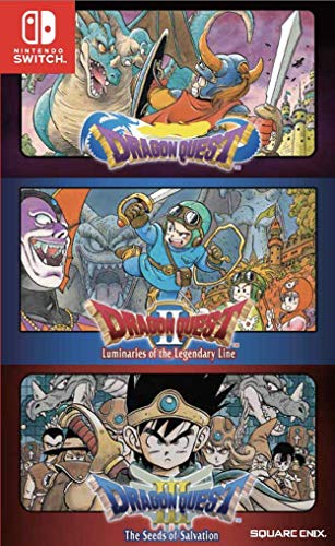 NSW DRAGON QUEST 1+2+3 COLLECTION (MULTI-LANGUAGE) (ASIA) - http://coolthings.us