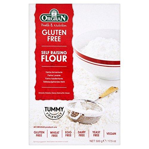Orgran Gluten Free Self Raising Flour - ()