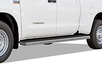 """5.5/""""SIDE STEP BAR RUNNING BOARDS W//HARDWARE FOR 07-18 TOYOTA TUNDRA EXT CREW CAB"""