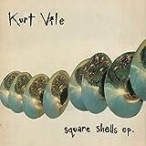 Square Shells (Opaque Aqua Vinyl)