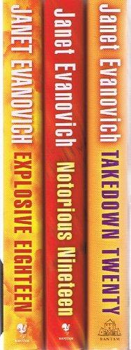 Stephanie Plum Series, Volumes 18 Thru 20: Explosive Eighteen / Notorious Nineteen / Takedown Twenty ebook