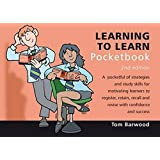Learning to Learn Pocketbook (Teachers Pocketbooks)