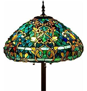 Tiffany Hanginghead Dragonfly Floor Lamp - - Amazon.com