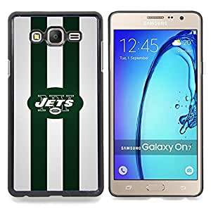 SKCASE Center / Funda Carcasa protectora - NY Jet;;;;;;;; - Samsung Galaxy On7 O7
