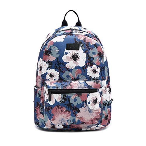 d2126c967dbc Fvstar Canvas Teen Girls Travel Backpack Cute Kids Mini School Bag Women  Casual Purse for Valentines