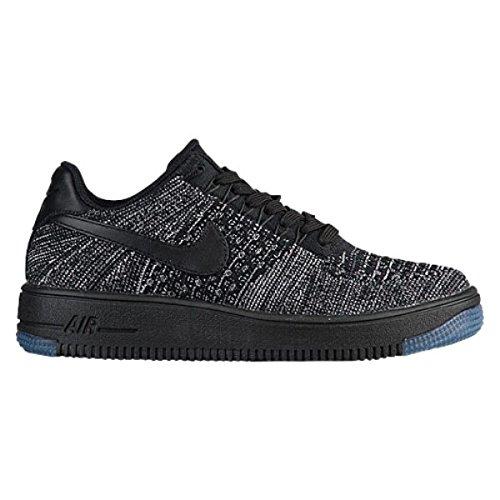 くまアームストロング水分(ナイキ) Nike レディース バスケットボール シューズ?靴 Air Force 1 Low Flyknit [並行輸入品]