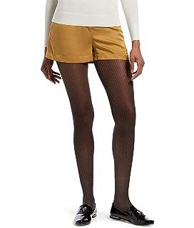 53b9776246d Hue Women s 3D Diamond Control Top Tights at Amazon Women s Clothing ...
