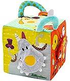 Lilliputiens 86617 - Cube d'activités - Cirque
