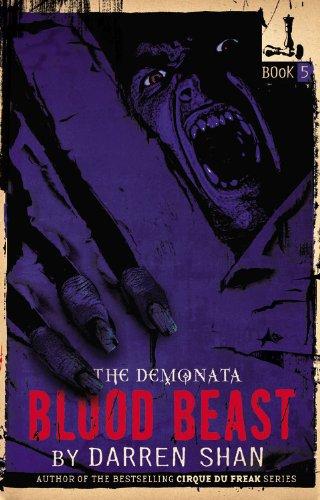 Blood Beast (The Demonata)