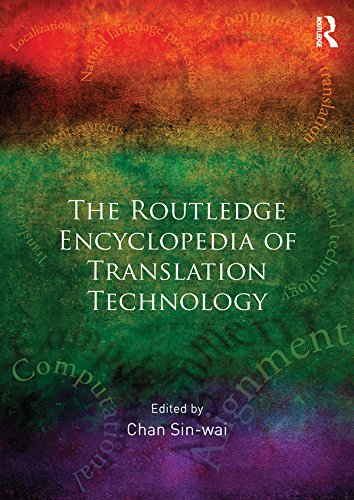 Download Routledge Encyclopedia of Translation Technology Pdf