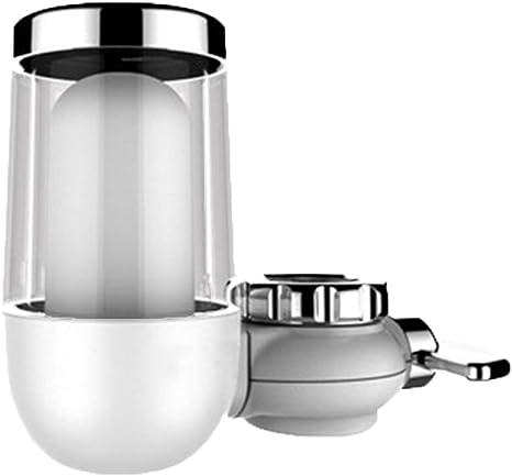 Sistema De Filtro De Agua del Grifo, 5 Etapa del Purificador del Agua De Filtración Monte Grifo Reducir El Plomo Y Cloro Mejorar Agua Dura Adecuado para Cocina, Standard Grifo: Amazon.es: Deportes