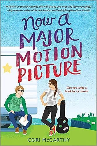 Amazon.com: Now a Major Motion Picture (0760789265402): McCarthy, Cori:  Books