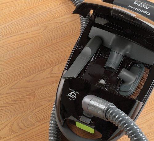 Panasonic Mc Cg917 Quot Optiflow Quot Bag Canister Vacuum Cleaner