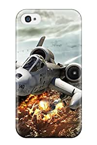 Hard Plastic For Apple Iphone 4/4S Case Cover Back Cover,popular Tom Clancy's Hawx Case At Perfect Diy