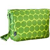 Wildkin Big Dots Laptop Messenger Bag, Green, Best Gadgets