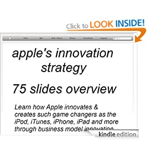 Apple's Innovation Strategy - Learn How Apple and Steve Jobs Innovate (Apple Innovation) Sanjay Dalal