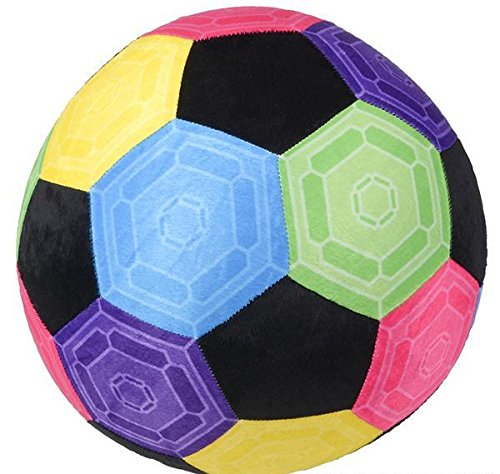 DollarItemDirect 16'' MULTI COLOR SOCCER BALLS, Case of 24 by DollarItemDirect (Image #1)