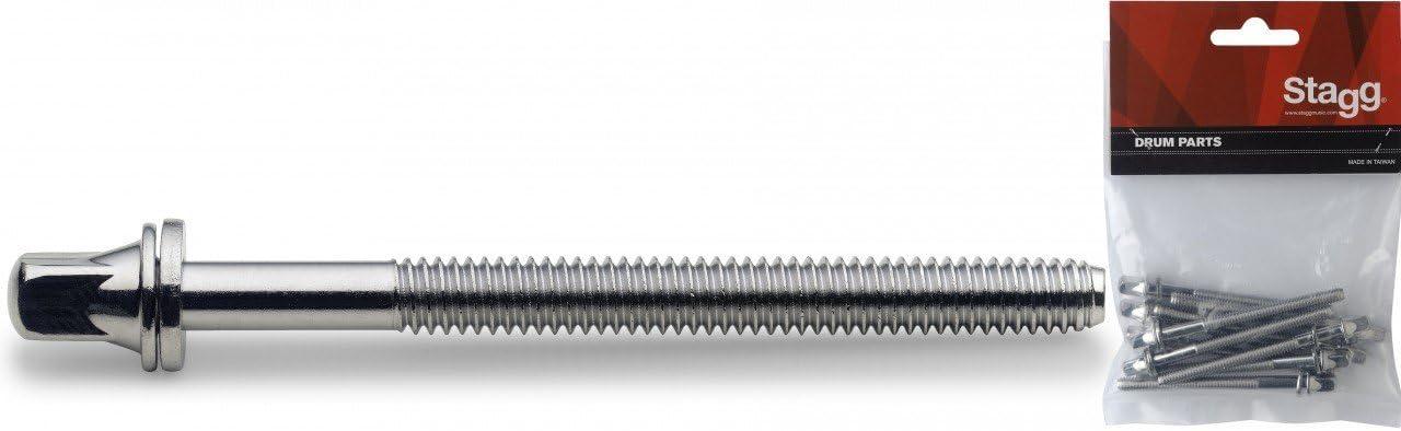 Stagg 1C-SR-HP Snare Spannböckchen 3 Stück mit Montage-Schrauben