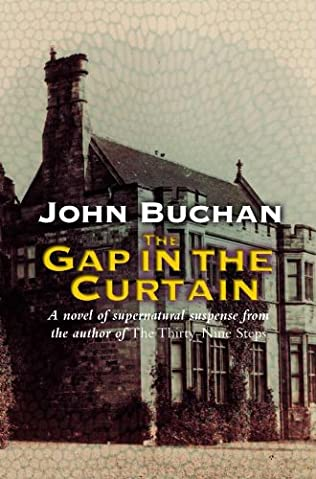book cover of The Gap in the Curtain