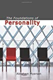 The Foundations of Personality, Abraham Myerson, 1434610233