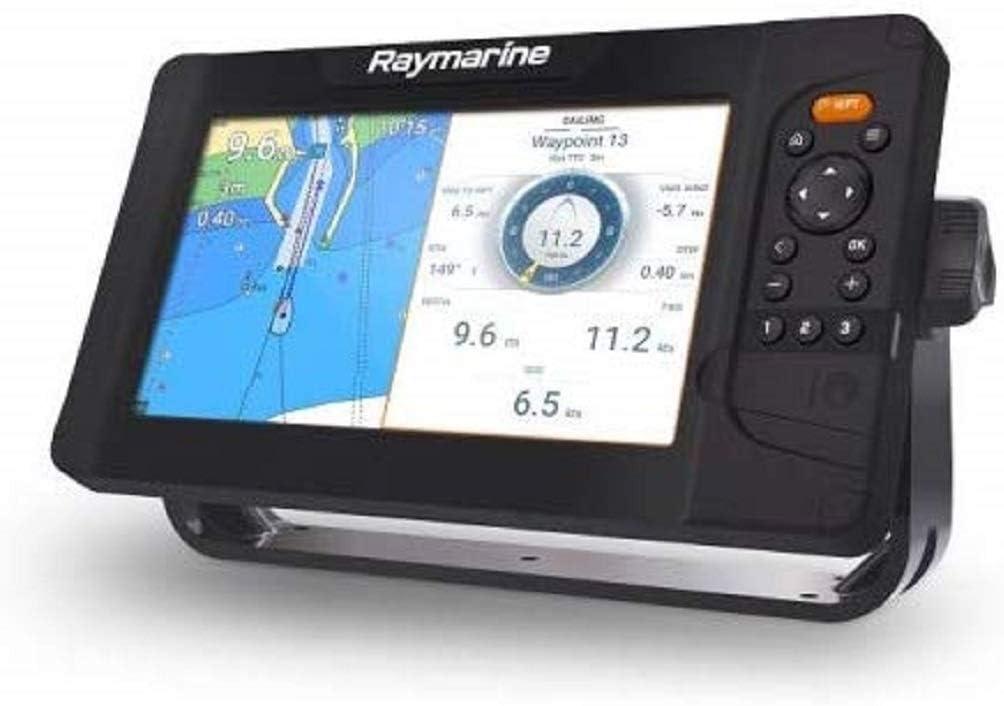 Raymarine Element S - Pantalla de navegación, Color 2 | MFD + Nav Silver EU: Amazon.es: Deportes y aire libre