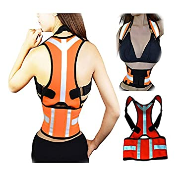 3e871d99bd6 Jenx Fitness Reflective Posture Corrector