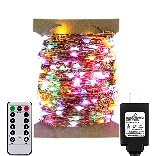 300 Count Led Multi Color Micro Christmas Lights in Florida - 1
