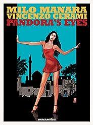 Pandora's Eyes (Color): Oversized Deluxe (English Edit