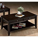 Bowery Hill Coffee Table in Oak Review