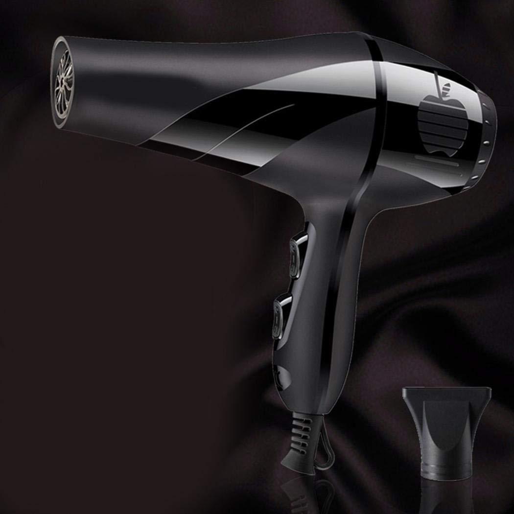 Kewmer Secador de pelo eléctrico de poco ruido profesional del salón de peluquería 1000W Secadores de pelo