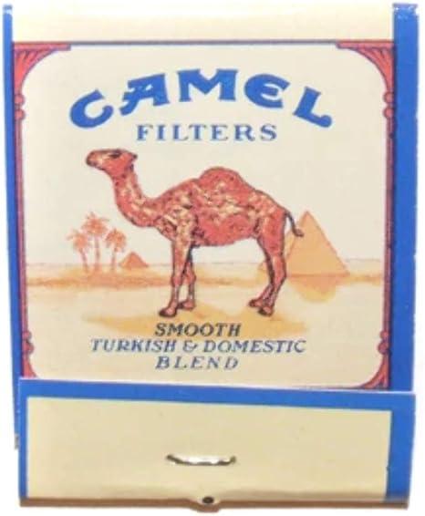 Amazon Com Camel Cigarettes Ad Matchbook Camel Filters Everything Else