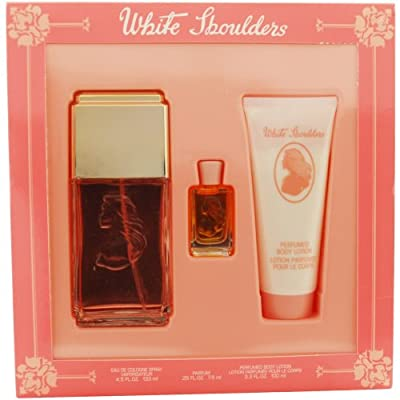 White Shoulders For Women By Evyan Gift Set