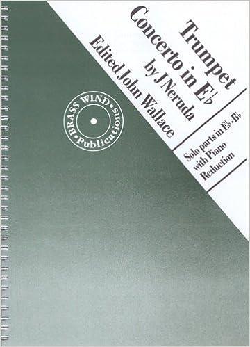 Neruda: Trumpet Concerto in Eb, Trumpet & Piano, ed. John