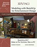 This book contains step-by-step projects that show how to build creative and compelling set models in SketchUp 2017. Geared toward film and stage design students and industry professionals, the chapters teach best practices and efficient desi...