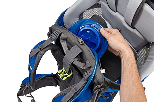 Thule Sapling Child Carrier, Slate/Cobalt by Thule (Image #15)