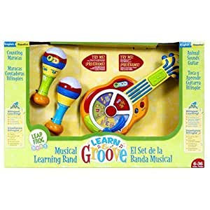 Amazon.com: Leap Frog Baby Learn and Groove Counting