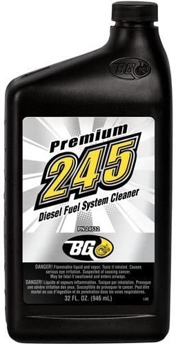 BG 245 Diesel injector Fuel System Cleaner