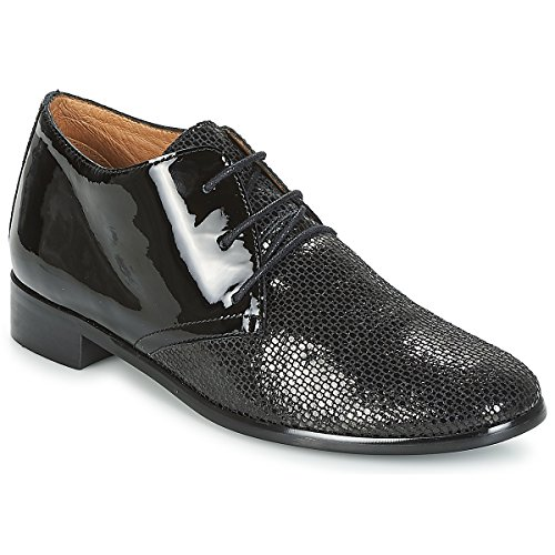 Karston Chaussures Noir Noir Lacets à Femme TRnwTqOCx