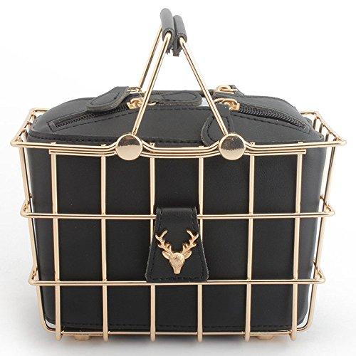 Black Bridal Evening Ladies Bridal Purse Elegant Clutch Crossbody Party Handbag Clutch Small Diamante Bag Handbag Wedding 7ZC5q