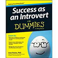 Success as an Introvert For Dummies (English Edition)