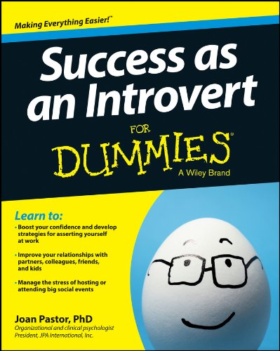 Download Success as an Introvert For Dummies pdf