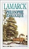Philosophie zoologique par de Monet de Lamarck