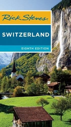 Rick Steves Switzerland cover